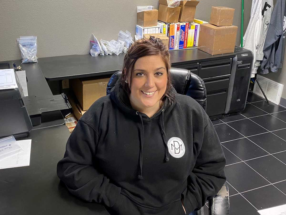 Christina Douglas - Office Manager