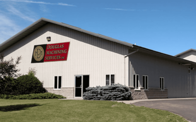 Compass Precision Purchases Douglas Machining Services (March 29, 2021)