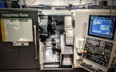 Douglas Machining Purchases Another Mill/Turn Machine with 5-Axis Capabilities (Aug. 11, 2021)